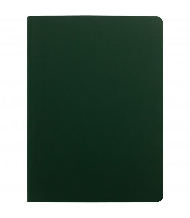 Ежедневник Flex Shall недатированный, зеленый Адъютант