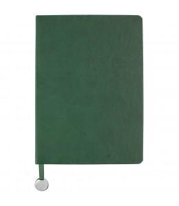 Ежедневник Exact, недатированный, зеленый