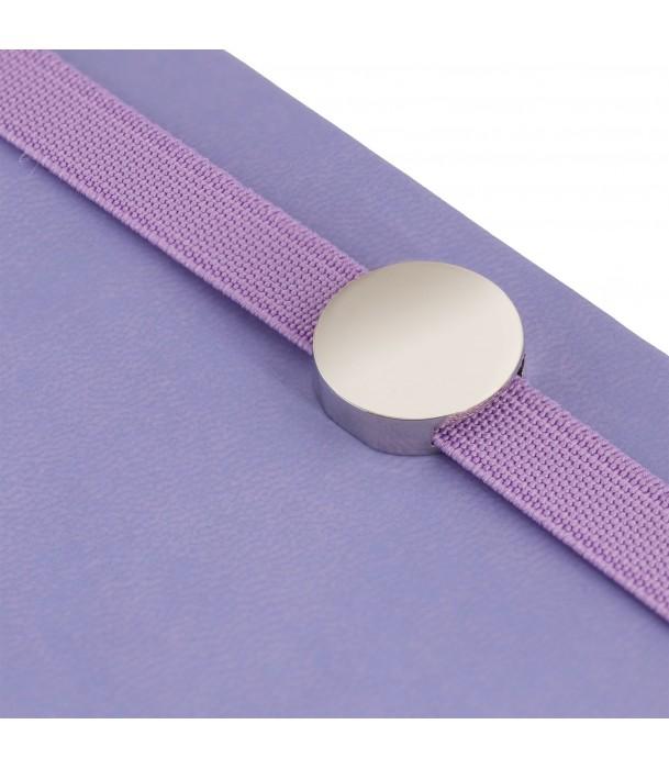 Ежедневник Coach недатированный, фиолетовый Адъютант