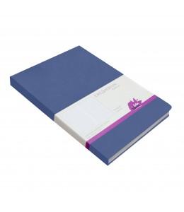 Ежедневник недатированный, синий «Шарм»