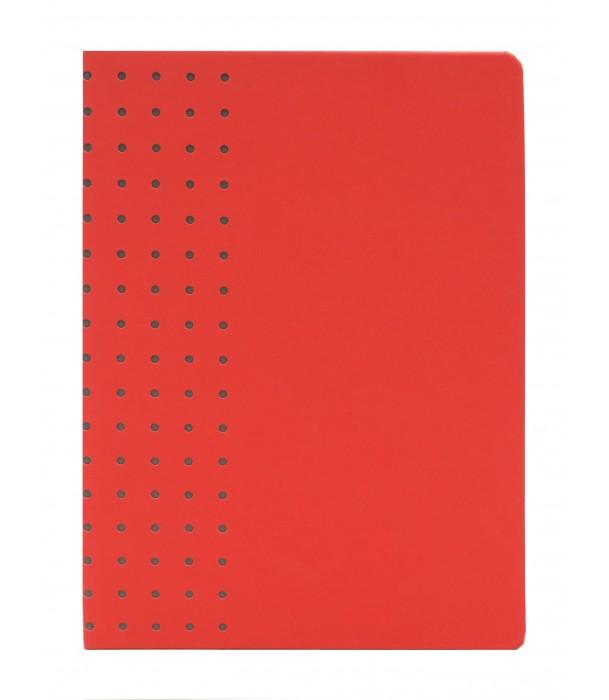 Ежедневник ULTRA недатированный, красный Адъютант