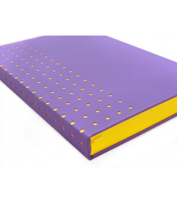 Ежедневник ULTRA недатированный, фиолетовый Адъютант